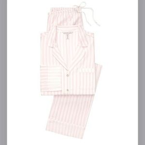 Victoria/s Secret pink stripe Pajamas Set size XS